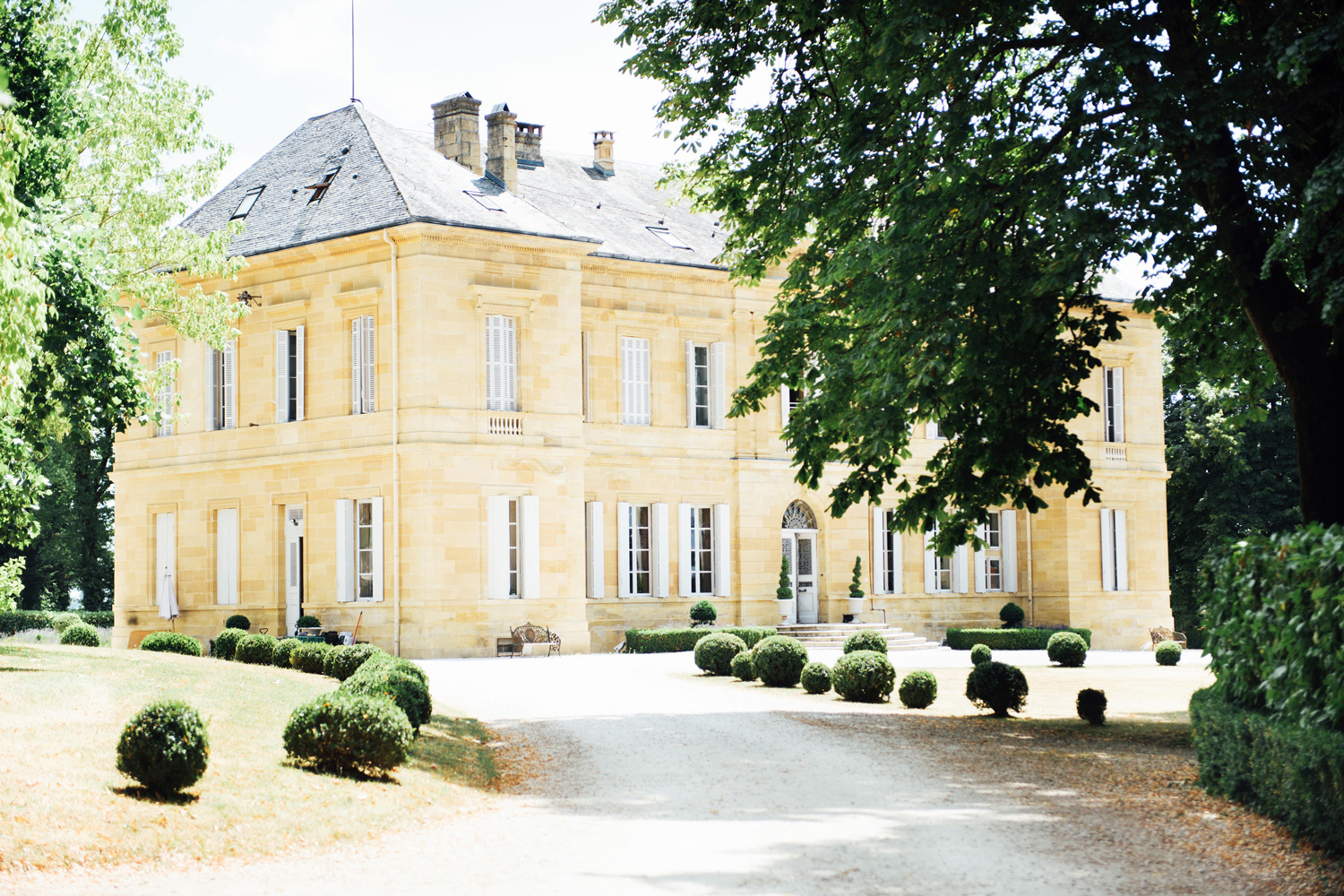 Places A Magical Chateau In The Dordogne France