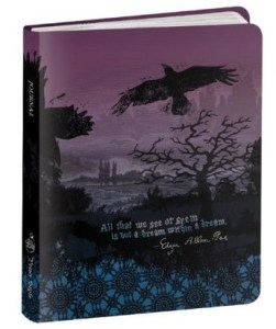 Edgar Allan Poe Mini Journal