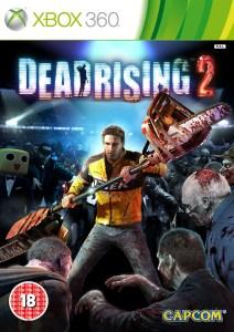 Dead Rising 2 Cover xbox 360