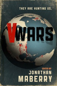 V Wars by Jonathan Maberry