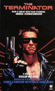 The Terminator by Shaun Hutson