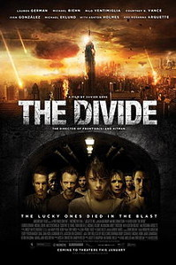 The Divide theatrical poster