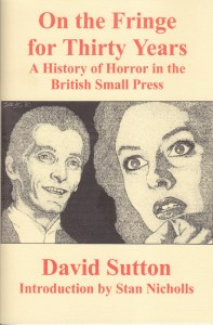On the Fringe by David Sutton