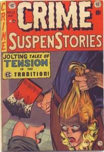 Crime SuspenStories