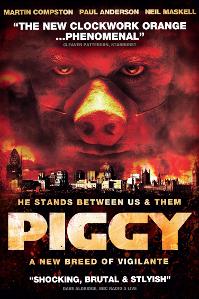 Piggy Film Poster
