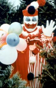John Wayne Gacy Pogo the Clown