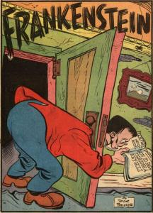 Dick Briefer's Frankenstein