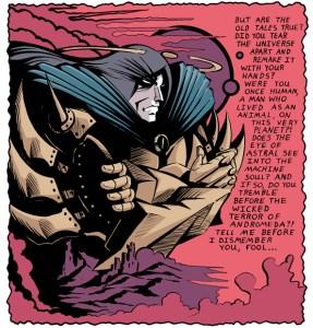 Tim Sparvero comics