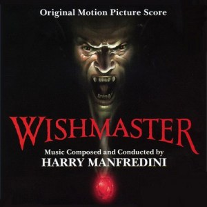 Wishmaster soundtrack