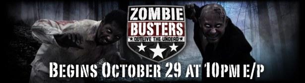 Zombie Busters Halloween