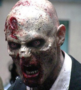 Australian Zombie