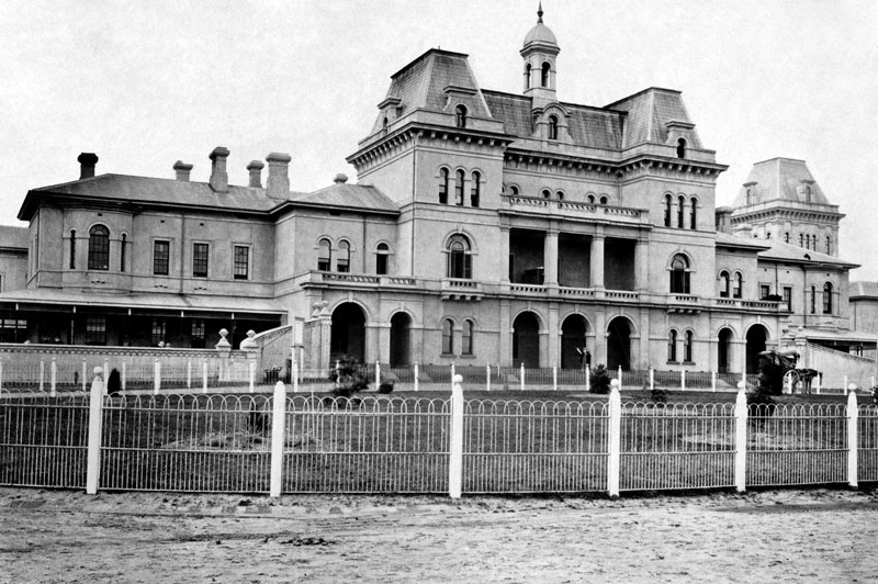 Australia S Most Terrifying And Haunted Places Victoria