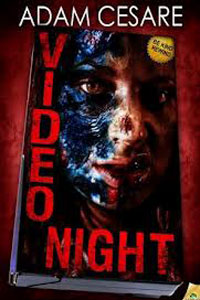 Video Night by Adam Cesare