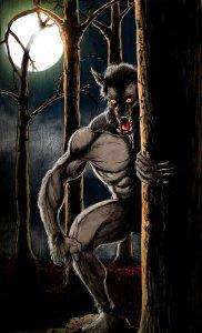 Bad Moon Rising by Greg Chapman