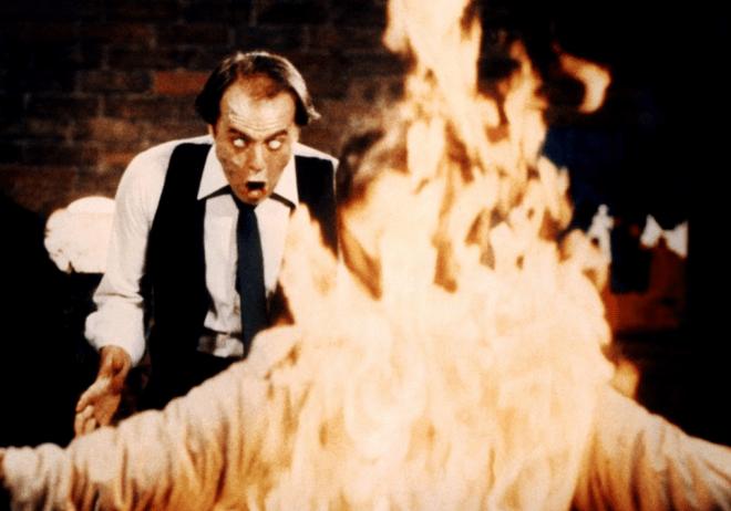 Scanners fire
