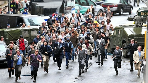 World War Z action