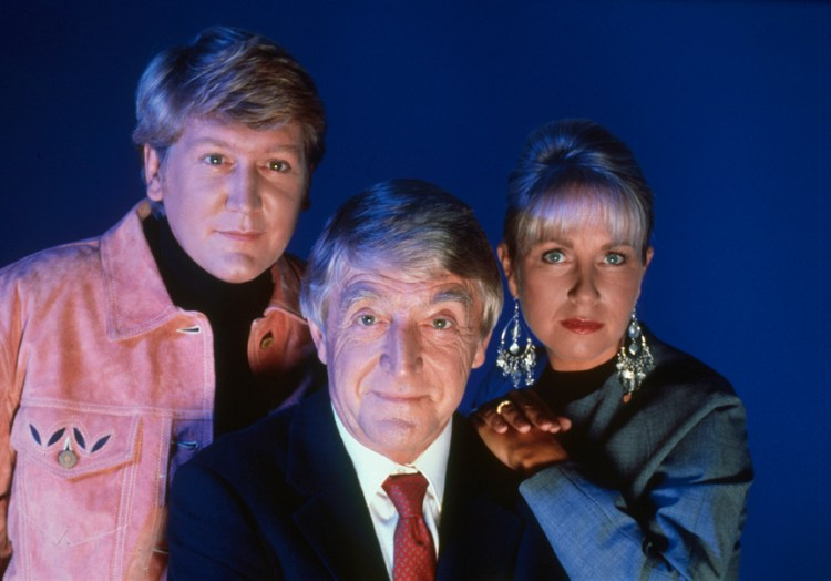 Ghostwatch cast