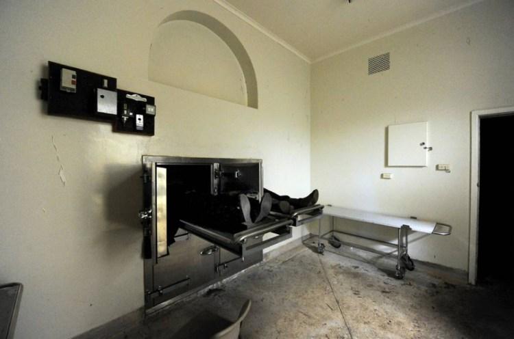 Australian morgue