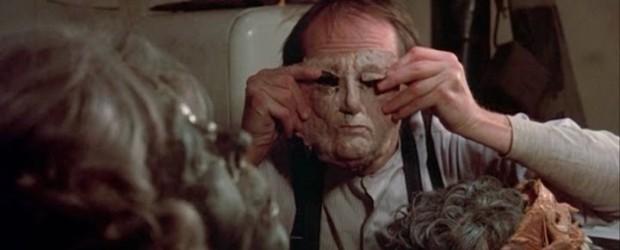 Deranged skin mask