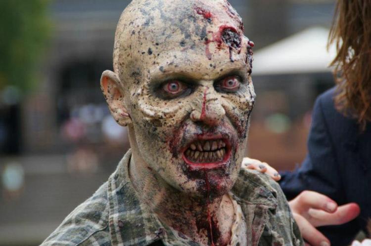 Zombie Hire terror