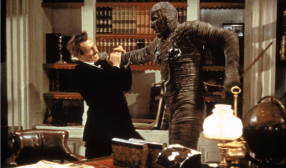 Image result for The Mummy 1959