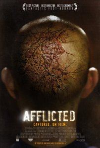 The Afflicted Poster