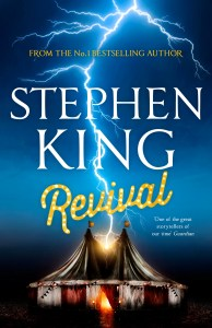 Revival Stephen King UK Cover