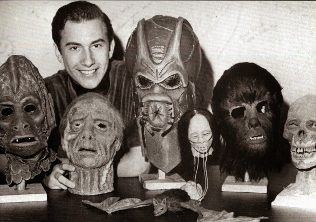 rick baker early masks