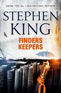 Finders Keepers by Stephen King UK