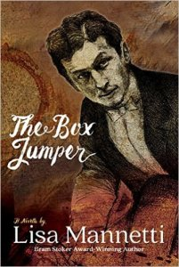 The Box Jumper by Lisa Mannetti Novella of the Year