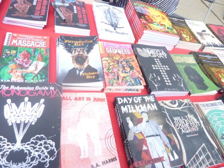 BizzaroCon Books