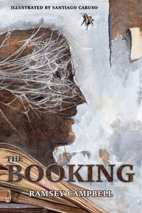 The Booking by Ramsey Campbell