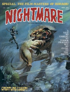 Skywald Nightmare cover