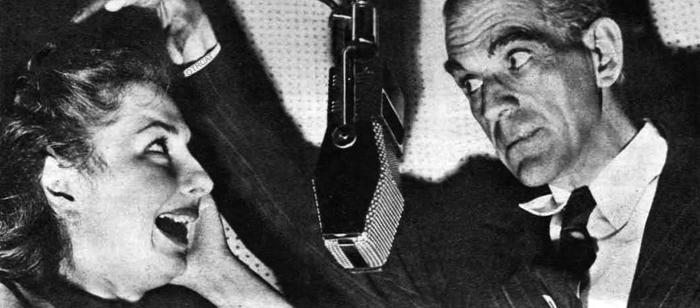 Boris Karloff Radio Shows