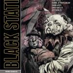 Black Static #55 - cover