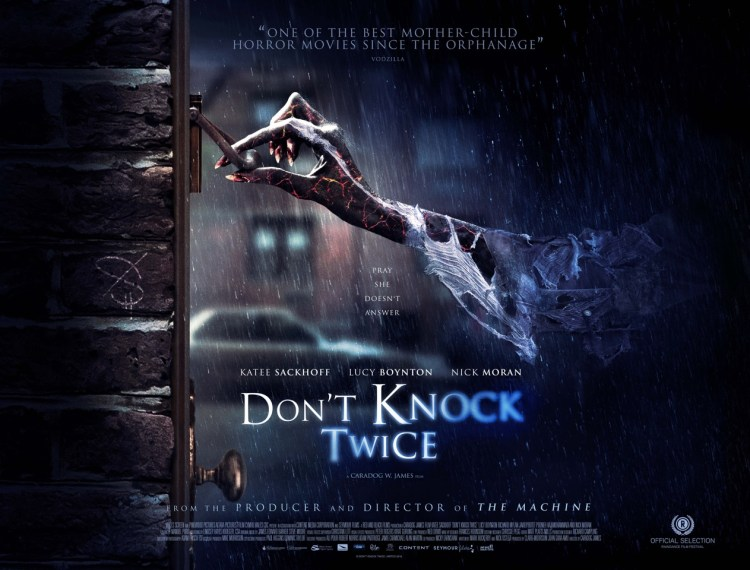 Don't-knock-twice