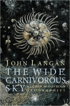 The Wide Carnivorous Sky John Langan - cover