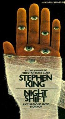 Night Shift - Stephen King - cover