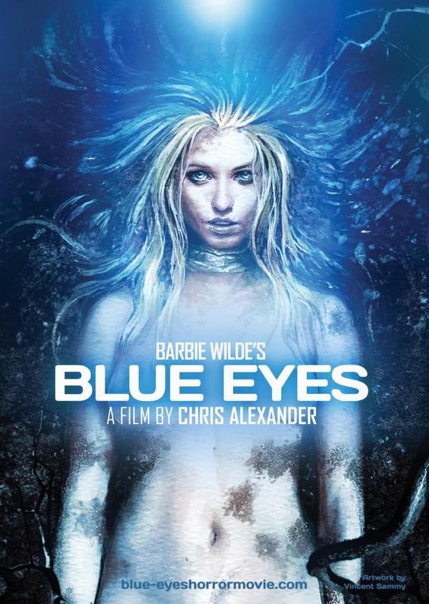 Blue Eyes Postcard 1