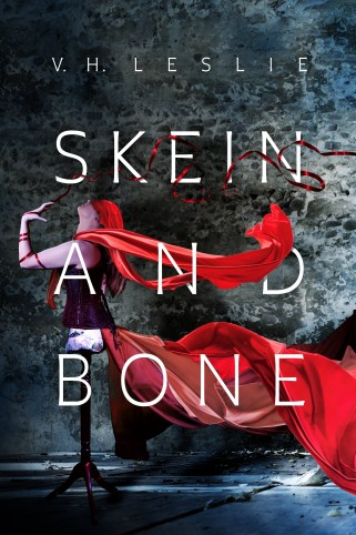 Skein and Bone -VH Leslie - cover