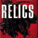 Relics by Tim Lebbon - cover