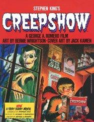 Creepshow - cover