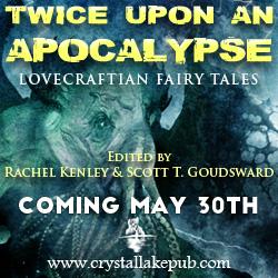 Twice Upon An Apocalypse advert