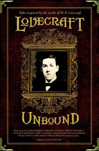 Lovecraft Unbound - cover