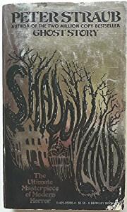 shadowland peter straub berkley books march 1986
