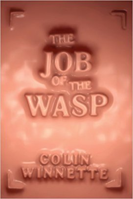 The Job of the Wasp by Colin Winnette - cover