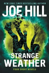 Strange Weather by Joe Hill - cover
