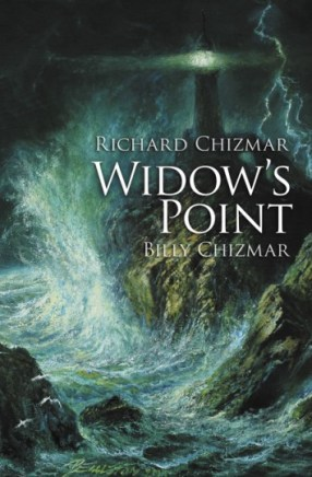 Widow's Point - Richard Chizmar and Billy Chizmar - cover
