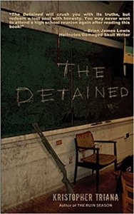 The Detained by Kristopher Triana - cover