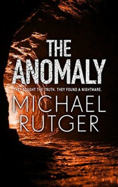 The Anomaly by Michael Rutger - cover